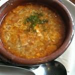 41634384 - スペイン風スープ