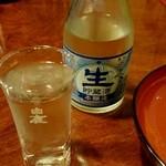 菱東 - 酒がこれしか無かった