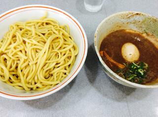 麺屋白頭鷲 - つけ麺 中盛り
