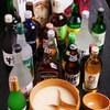 韓国料理 チェゴヤ - ドリンク写真:韓国の伝統酒マッコリは人気です!