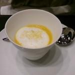 41638169 - 野菜のクリームスープ