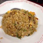 新福菜館 守口店 - 半焼飯