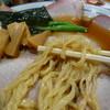 ともゑ食堂 - 料理写真:麺アップH27.9.4