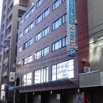 kazu's cafe なまら千春だ部屋ぁ - お店はこのマンションの4Fです。となりはホテルパコ旭川です。JR旭川駅から5分もかかりません^^