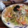 長寿庵 - 料理写真:サラダそば