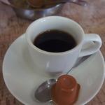 園 - 特製カレー800円:コーヒー付き