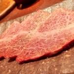 焼肉萬野ホルモン舗 - カルピ