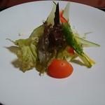 ビックシェフ - サラダです。