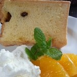 Chiffon Cafe Soie -