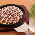 鉄板焼・旬彩 ほづみ - ディナー限定★お好み焼