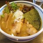 一閑人 - チャーシュー麺 醤油ラーメン  1,000円