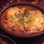 41651508 - フラメンカエッグ+チーズ