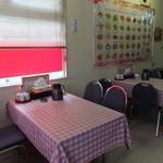 シン成 - テーブル席