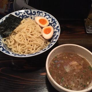 杏樹亭 - 味玉つけめん 普通(300g)/940円(税込)