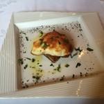 アル・ケッチァーノ - のどぐろのムースと長芋