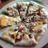どきっこ - 料理写真:オリジナル窯焼きピザ 1200円