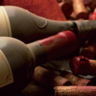 お料理に合う種類豊富なワイン