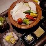 41658268 - 夏野菜と鶏肉のヘルシー蒸し