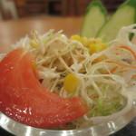 海味亭 - サラダ