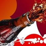 武州うどんあかねandみどりダイニング - コカコーラ ジュースもサワーもうまし