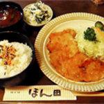 味工房ホン田 - 生姜焼き定食900円