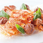 Trattoria&Pizzeria LOGIC - ゴロゴロお肉のナポリ風ミートソース パッケリ