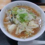 愛鷹パーキングエリア(下り)・スナックコーナー - 味噌 700円