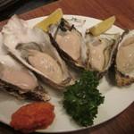 Furenchisakababommarushe - 2015.8 訪問 生牡蠣