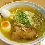 らーめん 孫子 - 鶏白湯・醤油 2015.9月