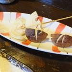 泰平 - 玉ねぎ、椎茸