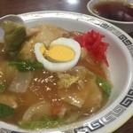 北海屋 - 中華丼