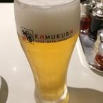 神座飲茶楼 - スーパードライ、530円、本日の1番