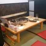 焼肉 壱 - 座敷席
