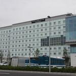 41665032 - 羽田空港国際線ターミナル前の「羽田ロイヤルパークホテル」外観♪