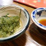 沖縄料理 とんとんみー - 海ぶどう
