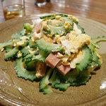 沖縄料理 とんとんみー - ゴーヤチャンプルー