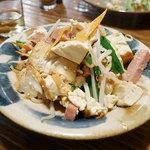 沖縄料理 とんとんみー - トウフチャンプルー