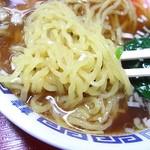 41668157 - 多加水な中華麺