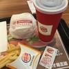 BURGER KING - 料理写真:華堡(套餐) NT$149