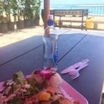Barefoot Beach Cafe - 今日の魚料理と海