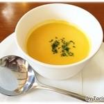 セミナーレ - 冷製カボチャスープ