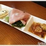 セミナーレ - 前菜(小さなコース)