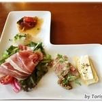 セミナーレ - 前菜(セミナーレコース)