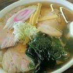 41669900 - 150811栃木 足利麺 チャーシューメン850円