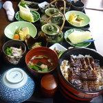 魚宮 - 料理写真:かままぶし膳 2000円