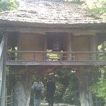 4167483 - 萩の尼寺から移築した騎牛門