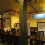 アロハ商店 - 6人掛けテーブル4
