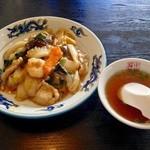 中国料理楼蘭 - 中華丼