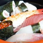 ぎふ初寿司 - 上寿司1400円