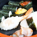 ぎふ初寿司 - 料理写真:特上寿司2160円